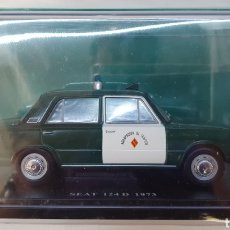 Coches a escala: SEAT 124D GUARDIA CIVIL RADAR. 1/24. Lote 221976263