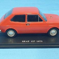 Coches a escala: SEAT 127 1973. Lote 222388237
