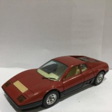 Coches a escala: COCHE A ESCALA 1:24 BURAGO FERRARI BB 512 - MADE IN ITALY. Lote 227483600