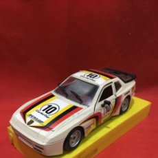 Coches a escala: MAJORETE PORCHE 944 TURBO - SCALA 1/24. Lote 227594675