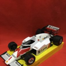 Coches a escala: COCHE 1/24 MCLAREN MP4 ALAIN PROST BURAGO - MADE IN ITALY. Lote 227595840