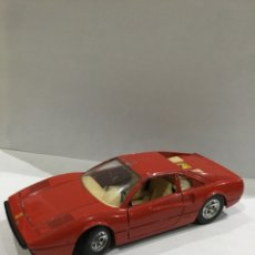 Coches a escala: BURAGO FERRARI 308 GTB - SCALA 1/24 - MADE IN ITALY. Lote 227614110