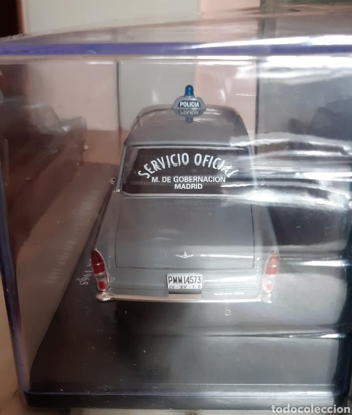 Coches a escala: Seat 1500 Policía Armada. 1965 - Foto 3 - 231350635