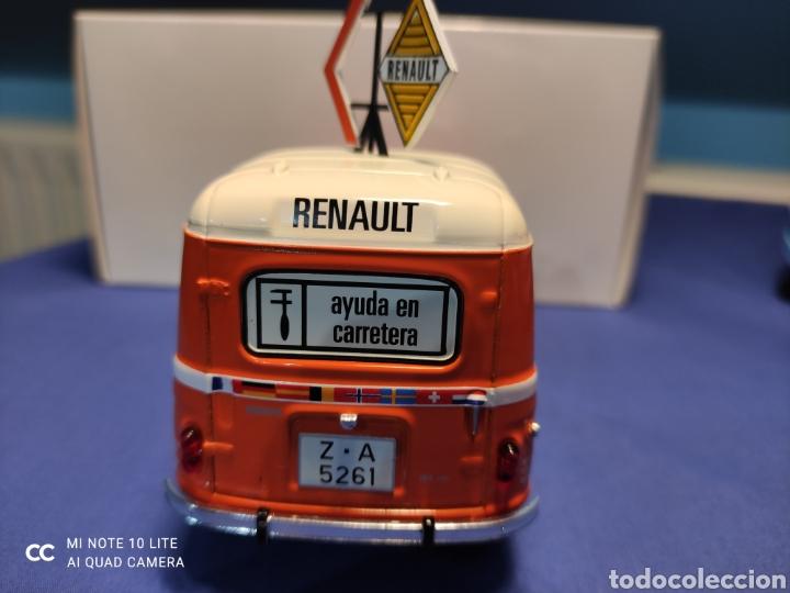 Coches a escala: RENAULT 4 ASISTENCIA, 1/24, REGALO DE SUSCRIPCIÓN , SALVAT IXO, NUEVO. - Foto 4 - 233130015