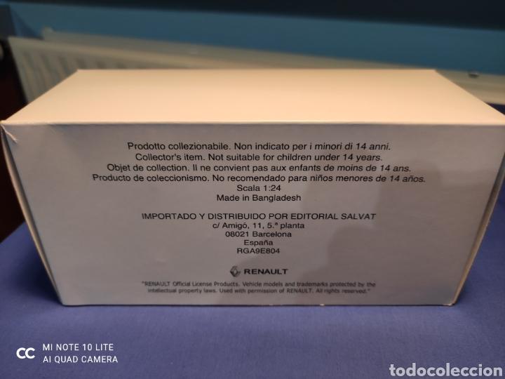 Coches a escala: RENAULT 4 ASISTENCIA, 1/24, REGALO DE SUSCRIPCIÓN , SALVAT IXO, NUEVO. - Foto 7 - 233130015
