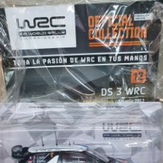 Coches a escala: NEW COLLECTION RALLY WRC. N°11. CITROËN DS 3 WRC. Lote 237398025