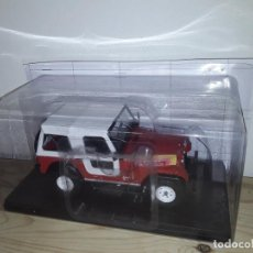 Auto in scala: JEEP RENEGADO ESCALA 1:24. Lote 244367515