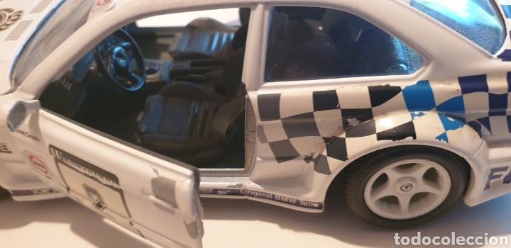 Coches a escala: BMW M3 BURAGO SCALA 1/24 - Foto 7 - 246342475