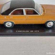 Coches a escala: CHRYSLER 180 / AÑO 1975 / DE SALVAT / MATRÍCULA DE CASTELLÓN / COMO SE VE EN LA FOTO.. Lote 247123555