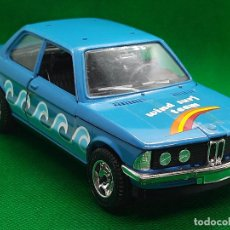 Coches a escala: BMW 320I WIND SURF TEAM -ESC.1:25 - MEBETOYS - MATTEL HOT WHEELS - MADE IN ITALY. Lote 257335455