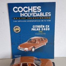 Coches a escala: CITROEN CX PALAS 2400 SALVAT 1/24. Lote 261858280