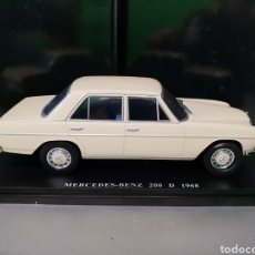 Coches a escala: MERCEDES - BENZ 200 D 1968. Lote 263041685