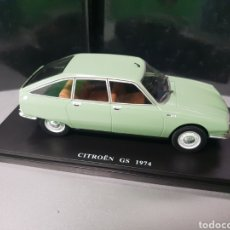 Coches a escala: CITROËN GS 1974. Lote 263042040