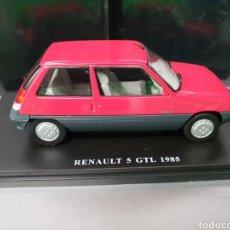 Coches a escala: RENAUL 5 GTL 1985. Lote 263042830