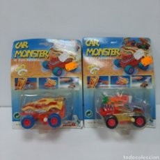 Coches a escala: 2 CAR MONSTER SIMBA. Lote 263069000