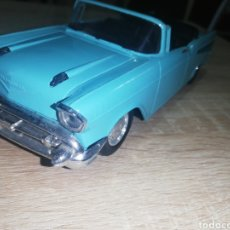 Coches a escala: CHEVROLET BEL AIR H. T. MIRA 1/24 MADE IN SPAIN. Lote 263129545
