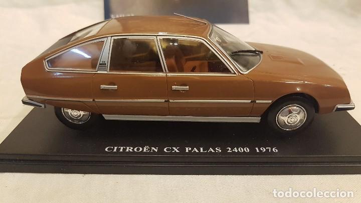 Coches a escala: CITROEN CX PALAS 2400 AÑO 1976 Y LIBRO COCHES INOLVIDABLES - Foto 2 - 266553273