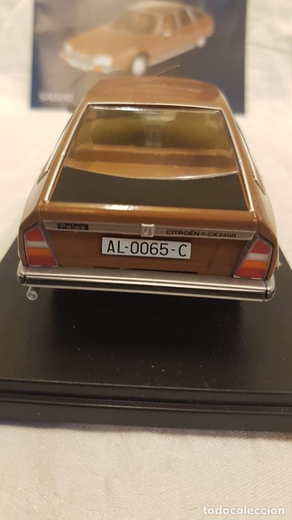 Coches a escala: CITROEN CX PALAS 2400 AÑO 1976 Y LIBRO COCHES INOLVIDABLES - Foto 5 - 266553273