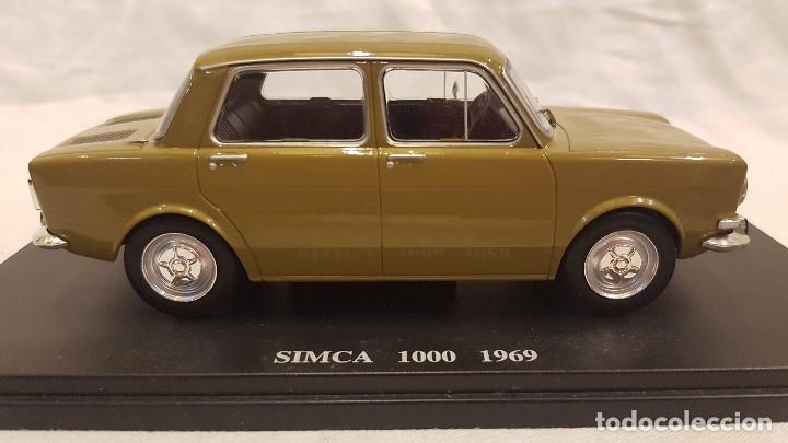 Coches a escala: SIMCA 1000 AÑO1969 Y LIBRO COCHES INOLVIDABLES - Foto 2 - 266556748