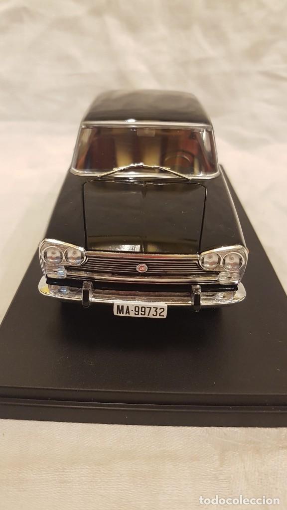 Coches a escala: SEAT 1500 AÑO 1971 Y LIBRO COCHES INOLVIDABLES SALVAT - Foto 3 - 266558323