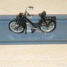 Voitures à l'échelle: MOTO VELOSOLEX S3300 AÑO 1966 BIKE MOTORBIKE MOTOCICLETA 1:24 DIE CAST 1/24 IXO ALTAYA ALFREEDOM. Lote 267023489