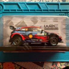 Coches a escala: WRC COLLECTION. 1/24. HYUNDAI I20 WRC. DANI SORDO.RALLY CERDEÑA. 2019. Lote 269984933