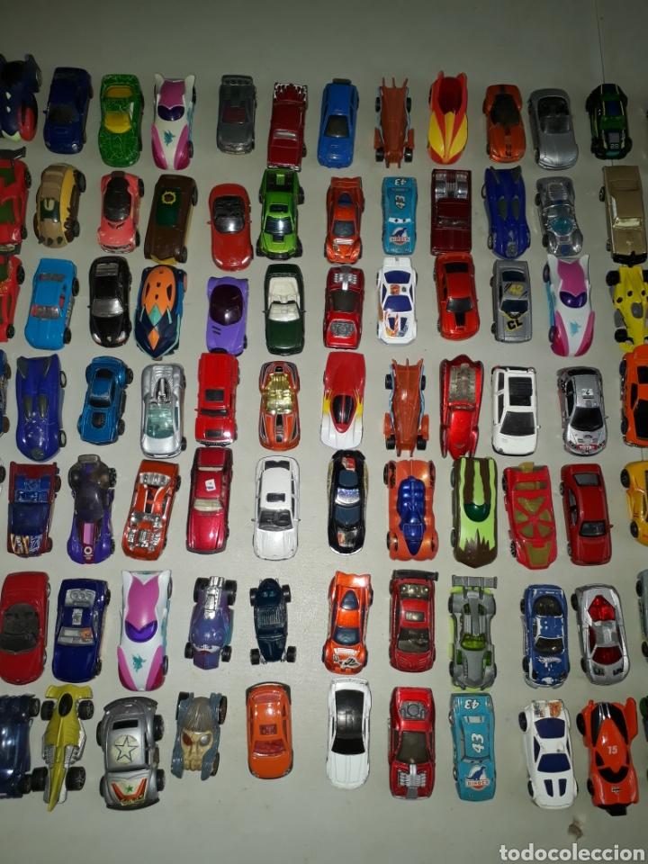 Coches a escala: 182 coches de diferentes marcas - Foto 3 - 272157018