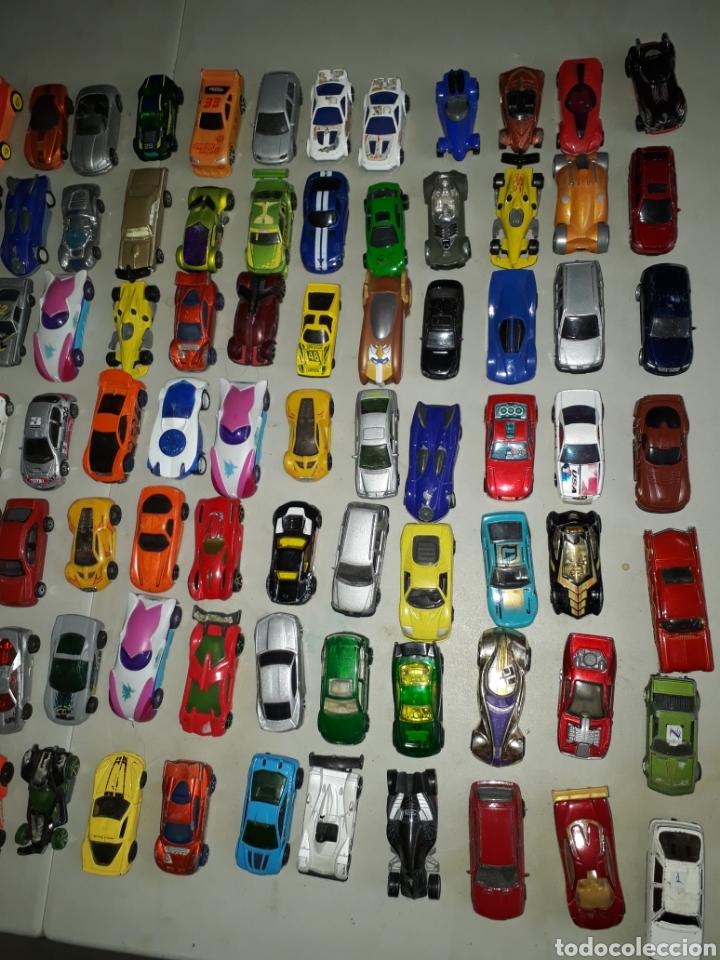 Coches a escala: 182 coches de diferentes marcas - Foto 4 - 272157018