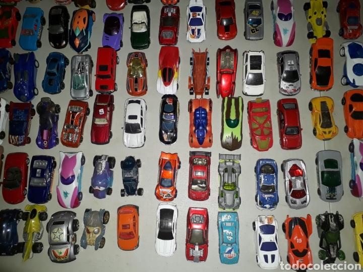Coches a escala: 182 coches de diferentes marcas - Foto 9 - 272157018