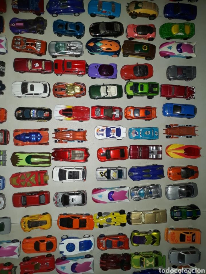 Coches a escala: 182 coches de diferentes marcas - Foto 10 - 272157018