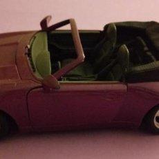 Coches a escala: COCHE BURAGO - PORSCHE 911 CARRERA 1993 - ITALIA. Lote 277687023