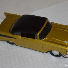 Coches a escala: CHEVROLET BEL AIR H.T. - REF. 2021 - ESCALA 1/24 - 1:24 - MARCA MIRA - MADE IN SPAIN - ¡DIFÍCIL!. Lote 279466923