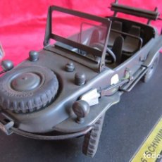 Coches a escala: VW - 166 SCHWIMMWAGEN EAST - 1/24 - MARCA GONIO - METALICO. Lote 285296403