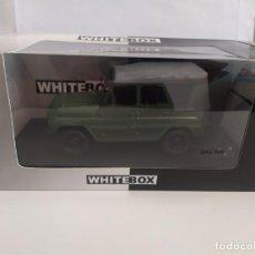 Coches a escala: UAZ 469 1/24 WHITEBOX. Lote 294457318