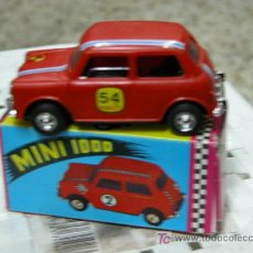 Coches a escala: MINI ROJO. Lote 27419625