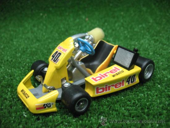 TOY THINGS Nº 9202- METAL RACERS - CART DE COMPETICION - (Juguetes - Coches a Escala 1:32)