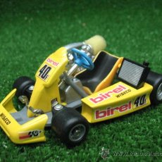 Coches a escala: TOY THINGS Nº 9202- METAL RACERS - CART DE COMPETICION -. Lote 25732643