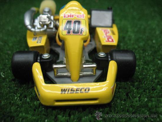 Coches a escala: TOY THINGS Nº 9202- METAL RACERS - CART DE COMPETICION - - Foto 2 - 25732643