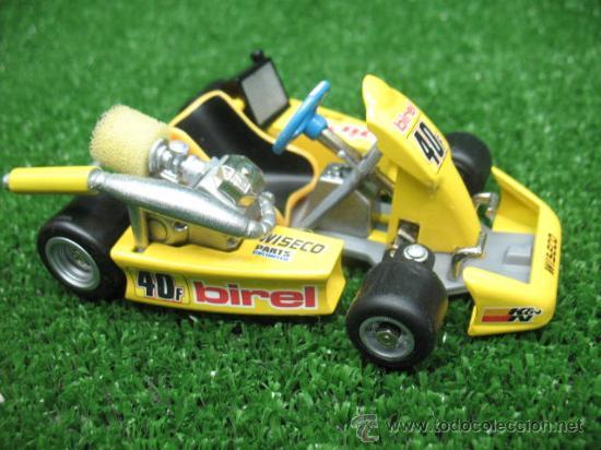 Coches a escala: TOY THINGS Nº 9202- METAL RACERS - CART DE COMPETICION - - Foto 3 - 25732643