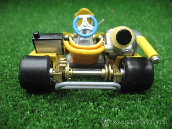 Coches a escala: TOY THINGS Nº 9202- METAL RACERS - CART DE COMPETICION - - Foto 4 - 25732643