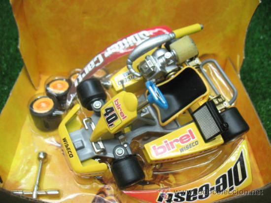 Coches a escala: TOY THINGS Nº 9202- METAL RACERS - CART DE COMPETICION - - Foto 5 - 25732643