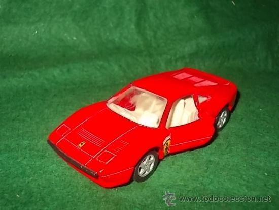 LOTE - COCHE DE METAL - FERRARI 288 GTO - ESC 1/36 (Juguetes - Coches a Escala 1:32)