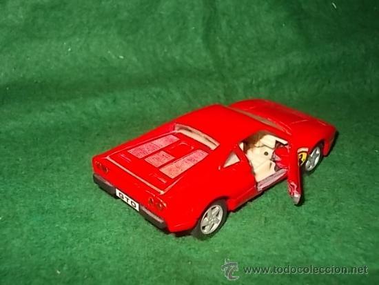 Coches a escala: LOTE - COCHE DE METAL - FERRARI 288 GTO - ESC 1/36 - Foto 2 - 34824694
