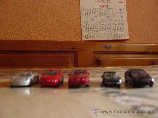 Coches a escala: COLECCION DE 5 COCHES High Speed, P. R.C.. - Foto 2 - 36031808