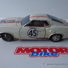 Coches a escala: COCHE FORD MUSTANG DE CHAPA, MADE IN JAPAN.. Lote 37346560