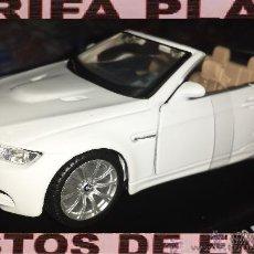 Coches a escala: BMW M3 CABRIOLET ESCALA 1:32 DE BURAGO EN SU CAJA. Lote 44975902