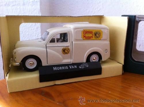 Coches a escala: Antiguo Morris minor - Foto 4 - 45450319