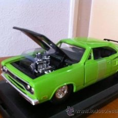 Coches a escala: PLYMOUTH GTX MUSCLE CAR. Lote 47440879