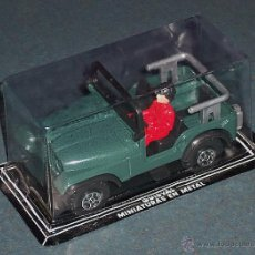 Coches a escala: JEEP WILLYS - GUISVAL APROX. 1/32 - 1/36. Lote 48851149