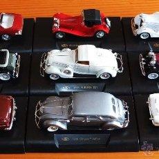 Auto in scala: LOTE 9 COCHES CLASICOS ESCALA 1/32. Lote 48821448